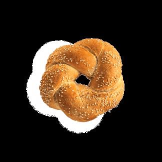 Κουλούρι Πλεξούδα Sandwich Λευκό
